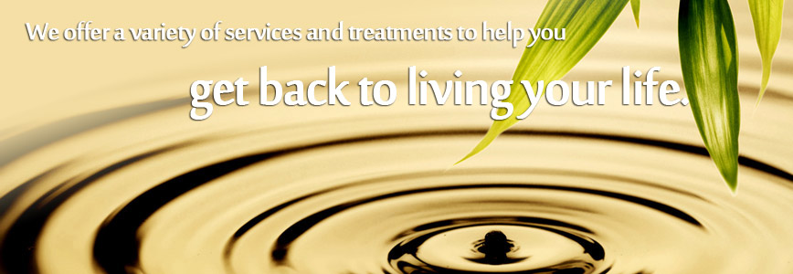 Services and Treatments